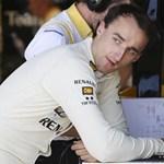 Kubica visszatérése azon múlhat, képes-e öt másodperc alatt kiszállni az autóból