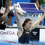 Hosszú Katinka olimpiai bajnok világcsúccsal!
