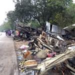 Elszabadult egy busz Thaiföldön, 18 ember meghalt