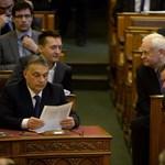 Működött a nem létező kétharmad a parlamentben