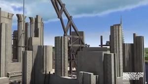 Lenyűgöző videó: így épült a Notre-Dame