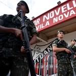 Majdnem ezer rendőrt küldtek ki a Sao Pauló-i Crackföldre