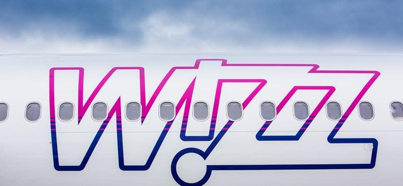 Epilepsziás rohamot kapott egy utas a Wizz Air járatán