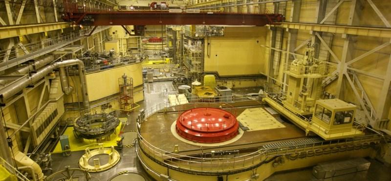 Tesztelik a paksi atomerőmű biztonsági rendszerét