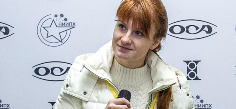 Áldozatként fogadták Oroszországban a hazatért kémnőt