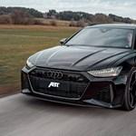 700 lóerős kombiként támad a legújabb Audi RS6