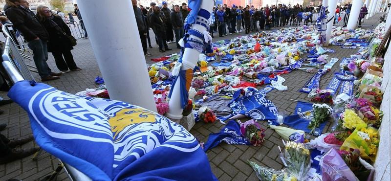 A farokrotor meghibásodása miatt zuhanhatott le a Leicester City tulajdonosának helikoptere