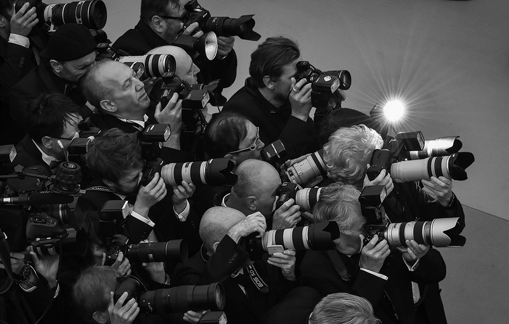 afp.16.05.21. -- Cannes-i Filmfesztivál feketén-fehéren, Nagyítás