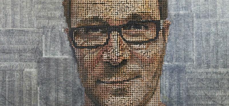 Andrew Myers becsavarodott művészete