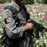 Lecsaptak az amerikaiak az afgán tálibok legérzékenyebb pontjára