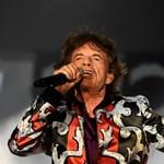 Mick Jagger már sétálgat a szívműtéte után