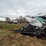 Mindkét sofőr meghalt egy balesetben a 6-os főúton
