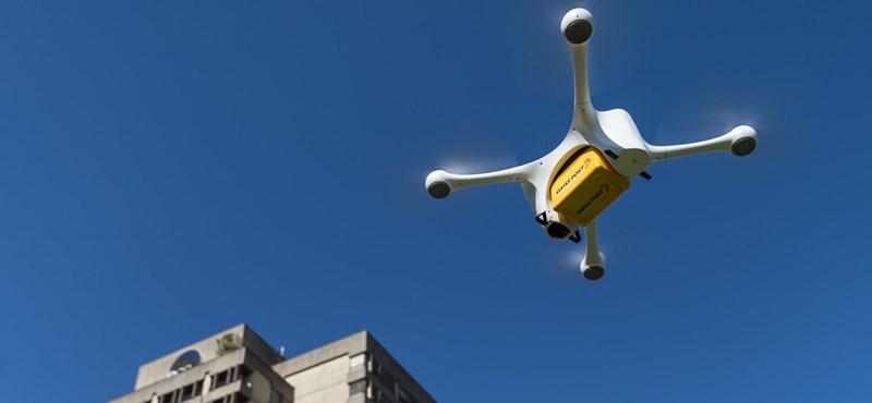 Helló, magyar egészségügy! A svájci kórházakban hamarosan már drónokat vetnek be