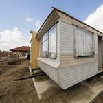 Mobilházakat adnak lakhatási szegénységben élők számára