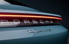 Itt a Porsche olcsóbb és gyengébb villanyautója, ami még így is 530+ lóerős