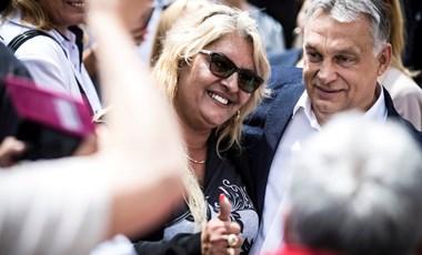 Köszönőkampány-körútra indult Orbán Viktor