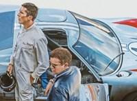 Megjött a Ford vs. Ferrari film előzetese