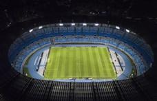 Átneveznék a nápolyi stadiont Maradona emlékére