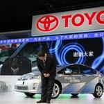Tavasszal csökkent, összességében nőtt a Toyota profitja