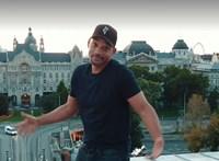 Will Smith már Budapesten mondta el, hogy odavan a hidakért
