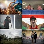 Tüntetések, népszavazás és Putyin az év képein