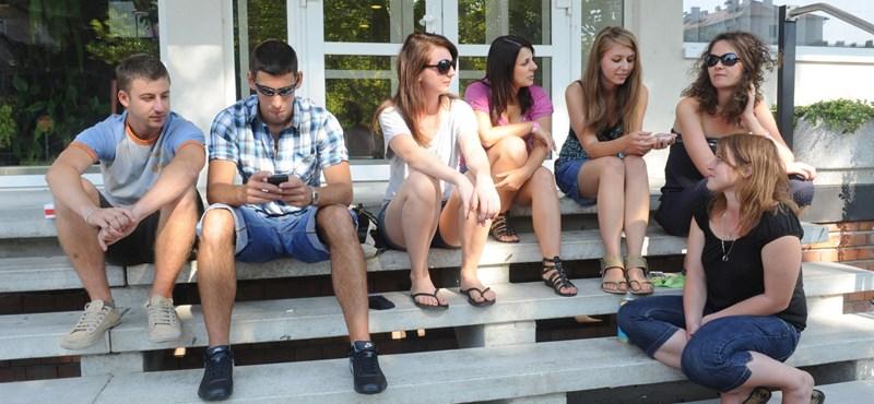 Az észak-európai diákok idősebbek és emancipáltabbak