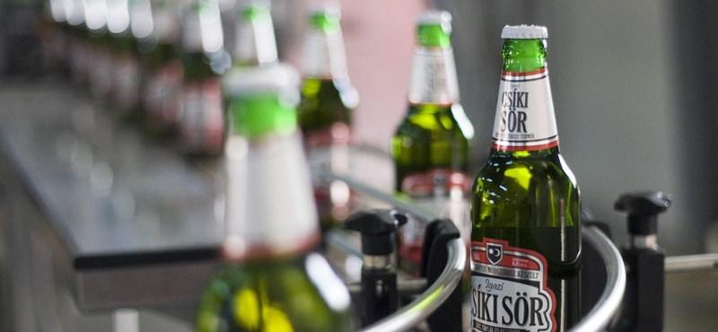 Fábrica de cerveza Csíki vende excrementos de oso en conservas