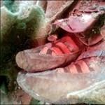 Furcsa cipő volt a Mongóliában talált 1500 éves múmián – fotó