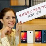 Lesz miből választani: középkategóriás telefonok dömpingje az LG-től