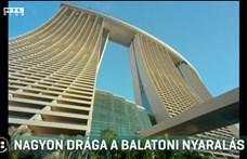 Szinte ugyanannyit kell fizetni egy szingapúri luxushotelben, mint Tapolcán