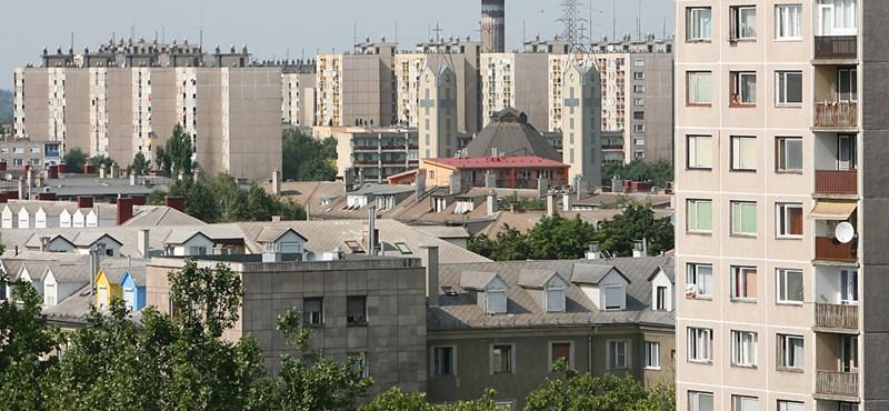 Bővül a szobabérlők háza Dunaújvárosban
