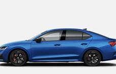 12,7 millió forinttól indul itthon az új Skoda Octavia RS
