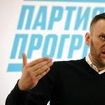 A Putyin-ellenes Navalnijt méltatta a fideszes Németh Zsolt