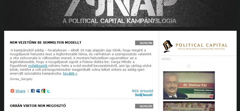 A Fidesz szinte minden célját elérte