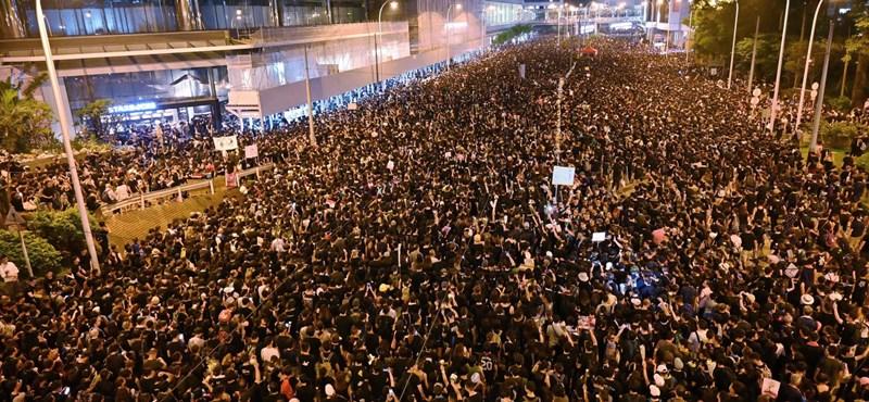 Halottnak nyilvánította Hongkong kormányzója a kiadatási törvényt