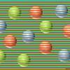 Optikai csalódás: nem fogja elhinni, de mindegyik golyó pontosan ugyanolyan színű