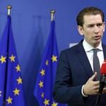 Az osztrák kancellár örül a CEU érkezésének