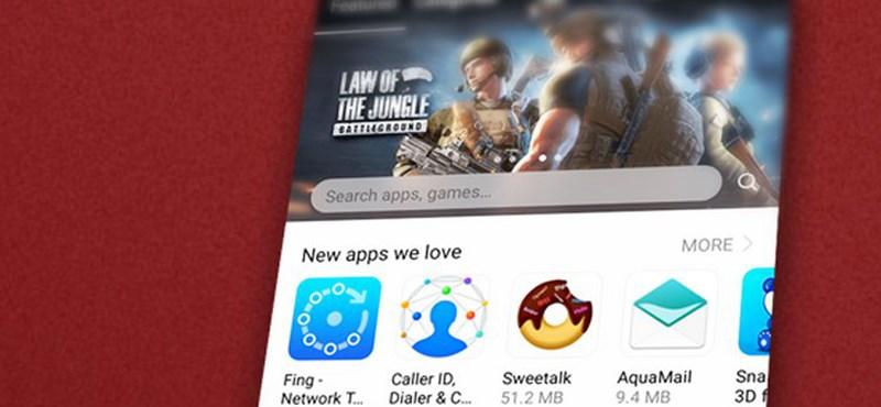 A Huawei mobilokra is beférkőzött egy vírus, már 500 000 telefont fertőzött meg