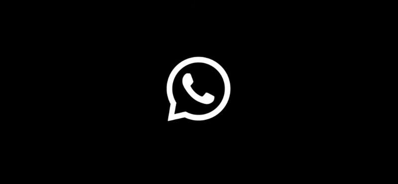 WhatsAppot használ? Frissítsen rá, megérkezett a sötét mód