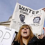 Hárommillió forintra emelnék az egyetemi tandíjat - tüntettek a brit diákok