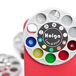 Frappáns ajándék: Színes retro-lencse készlet iPhone-hoz