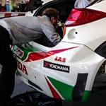 Így harcol a Honda az idővel Tarquini versenyautójáért