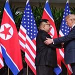 Előrelépés: Kim Dzsong Un újabb találkozót akar Trumppal