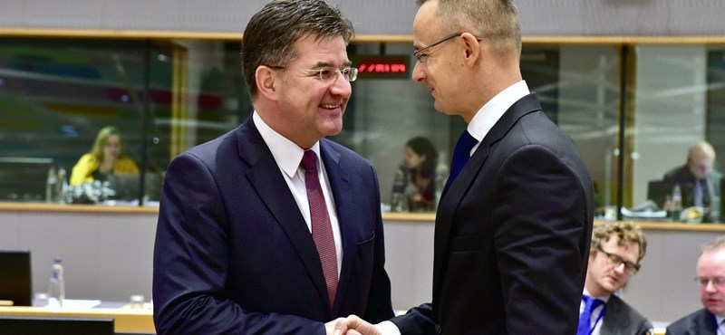 Lemondott a szlovák külügyminiszter