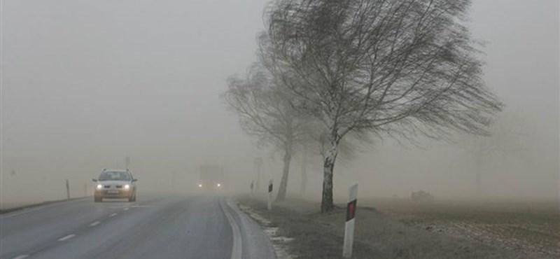 Elfújja a szél Kelet-Magyarországot