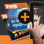 Már digitálisan is előfizethet a HVG-re