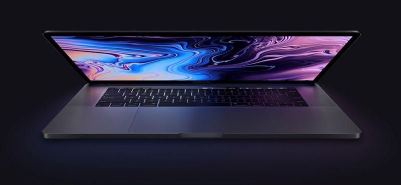 Megjelent az Apple új erőgépe: 2,4 millió forintos MacBook azoknak, akik tényleg komolyan gondolják