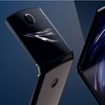 Luxussebességbe kapcsol új mobiljával a Motorola