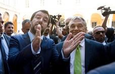 Salvini Sorosozott egy jót és beszólt Ferenc pápának is