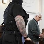 Életfogytiglanra ítélték a bőnyi rendőrgyilkost